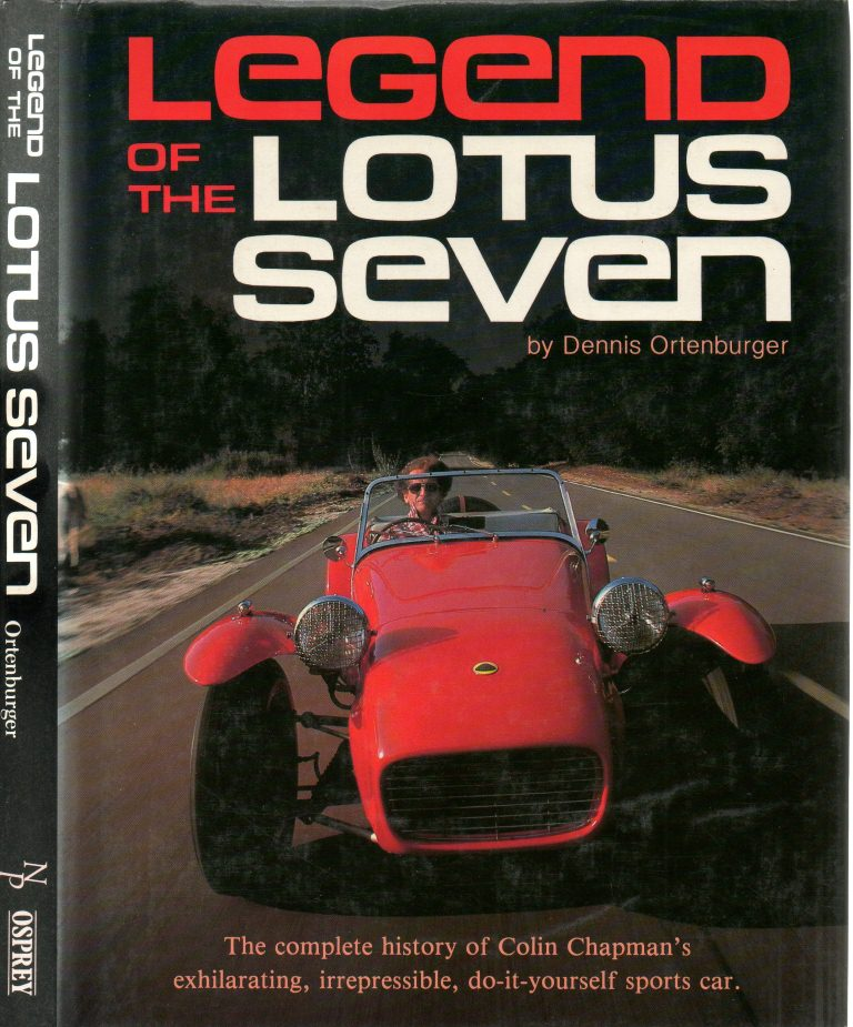 Legend of the Lotus Seven E