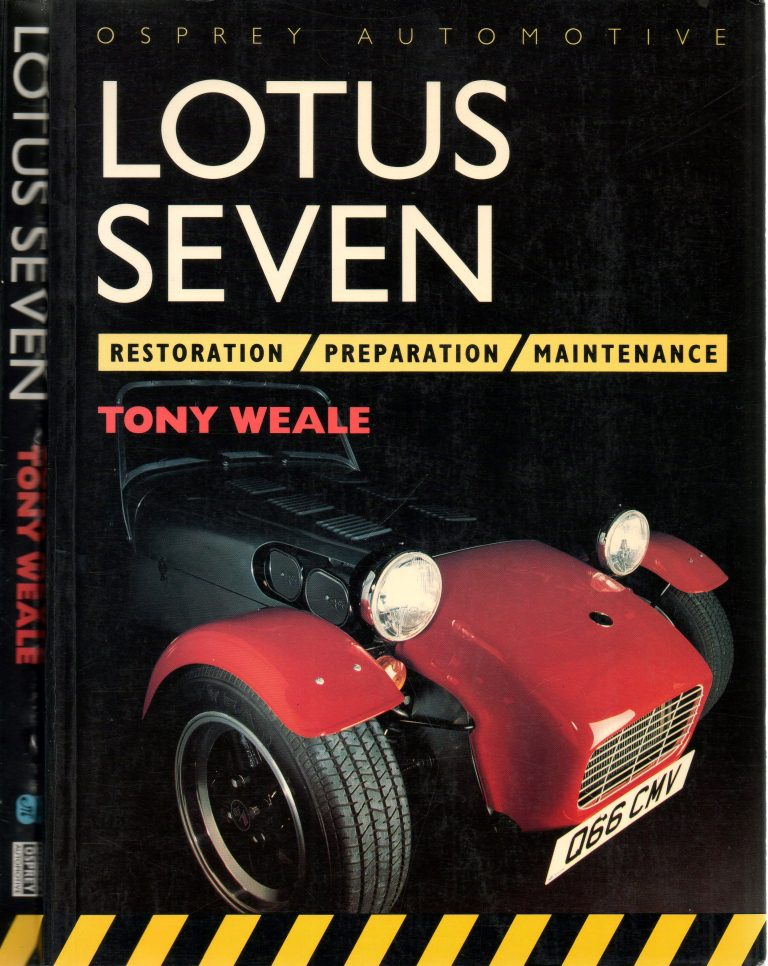 Lotus Seven - Tony Wheale