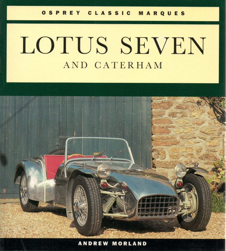Lotus Seven and Caterham - morland E