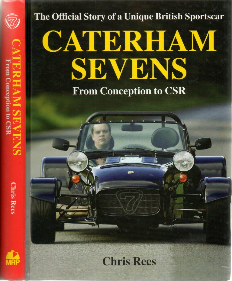 Caterham Sevens - to CSR - Rees