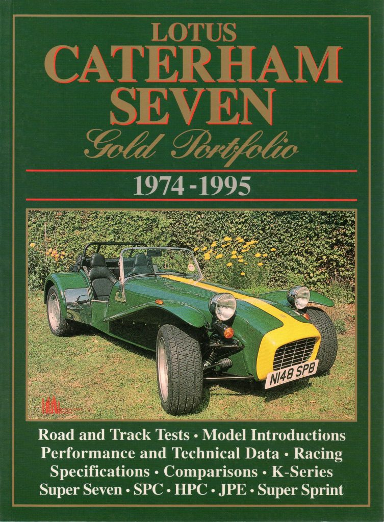 Lotus & Caterham - gold portfolio - 1974 - 1995