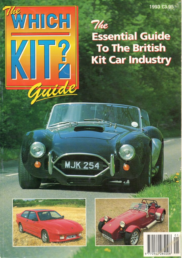 Essential guide to British kitcars