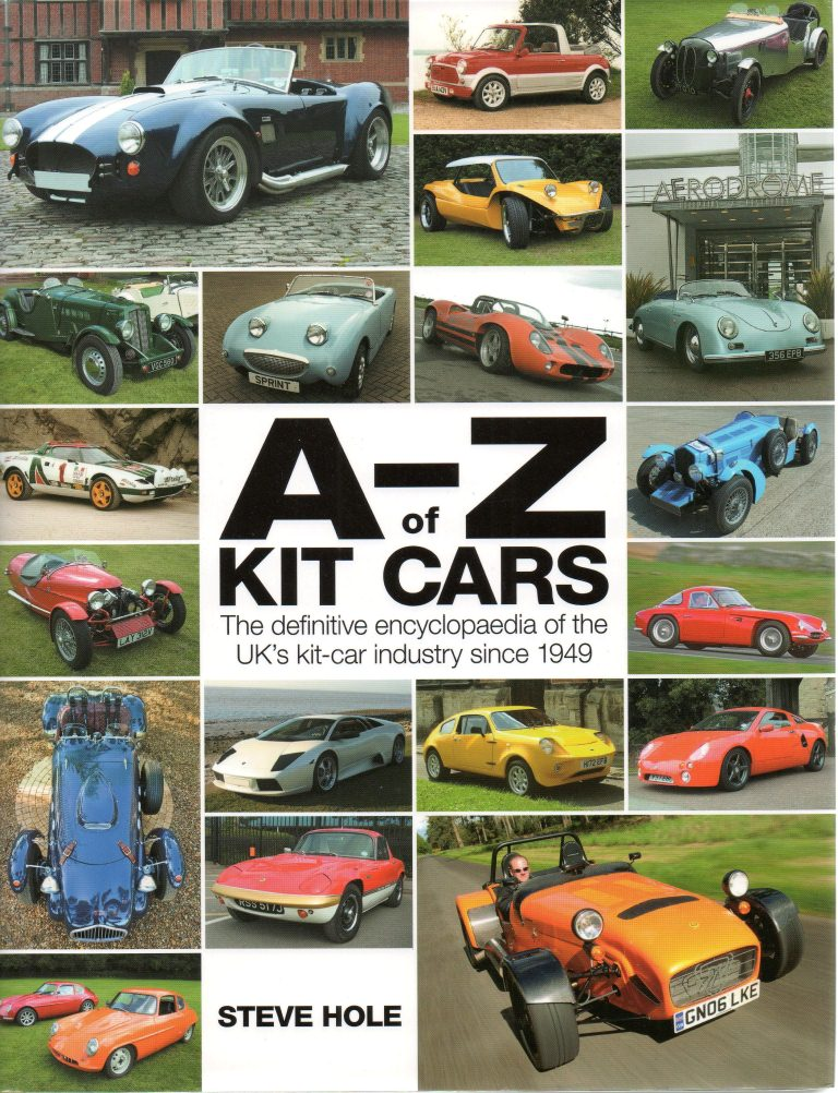 A - Z of Kit cars