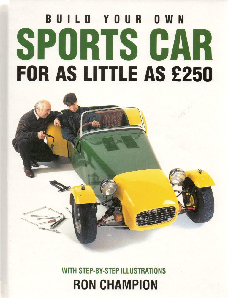 Build your own Sports Car £250