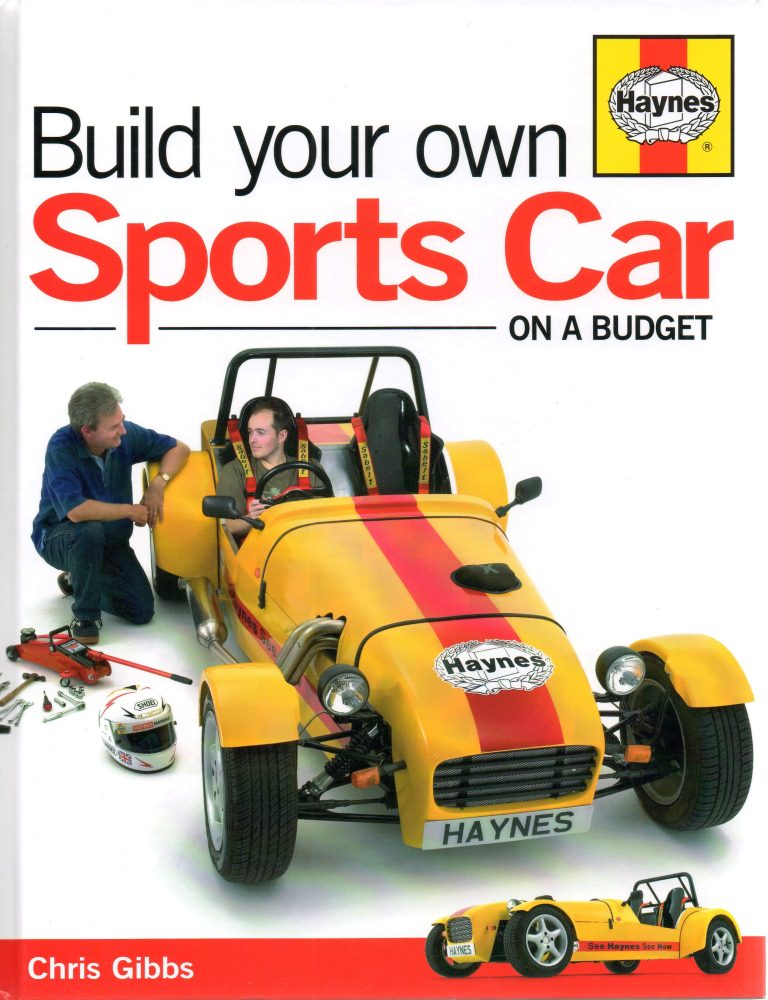 Build your own Sports Car - Gibbs