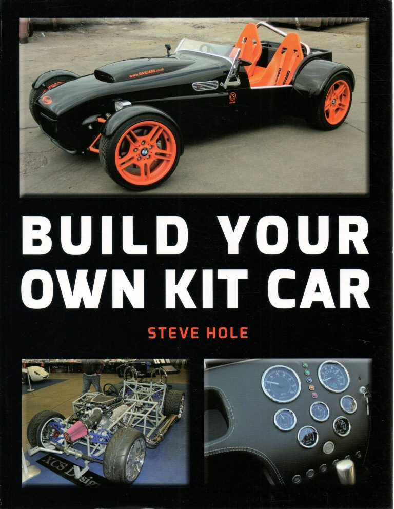 Build your own kit car - Hole