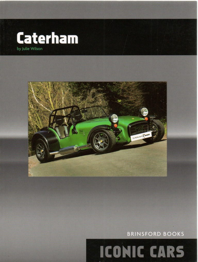 Iconic cars - Caterham