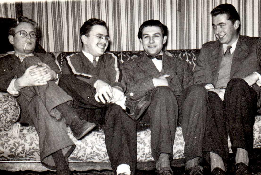 Jo + Bultinck + Handpoorter + Sierens 1955
