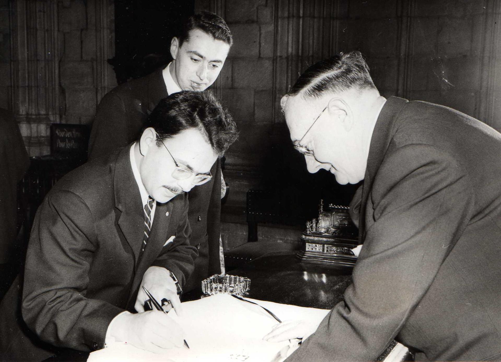 1959 Jo Prijs stad Gent