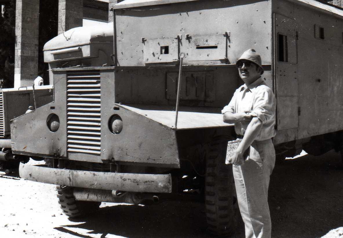 Jo 1967 Israël