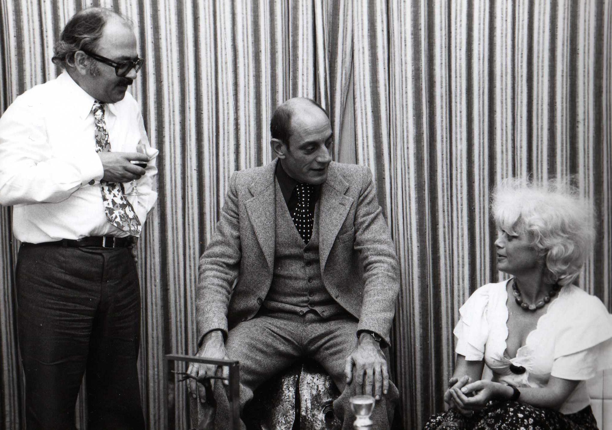 Jo 1976 P Snoeck - F Urbin Choffray