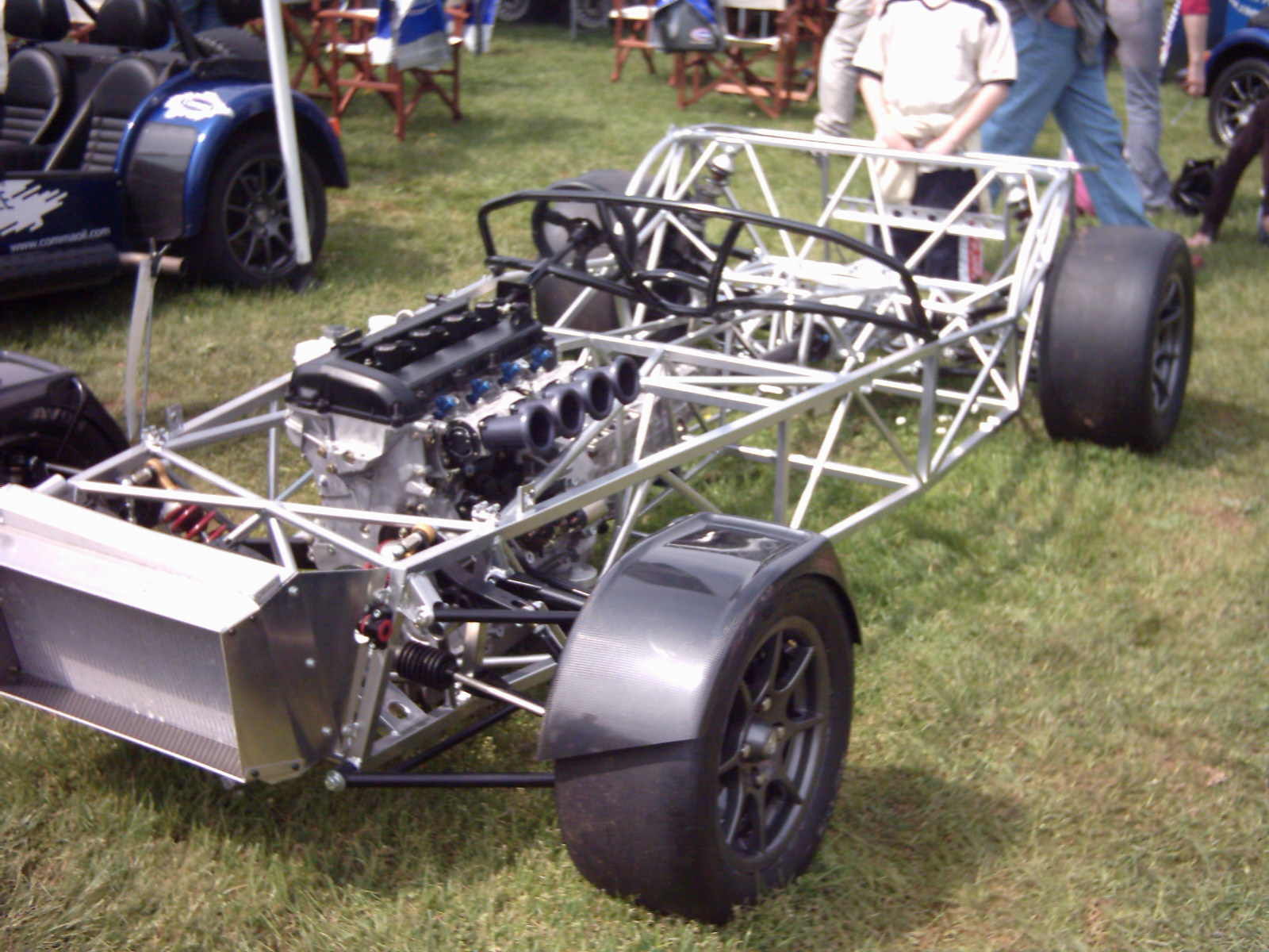 CSR chassis