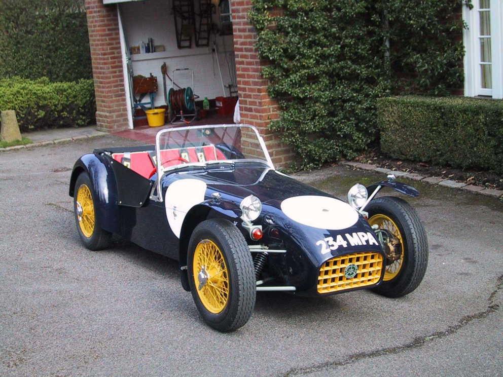 Lotus Seven S1 1