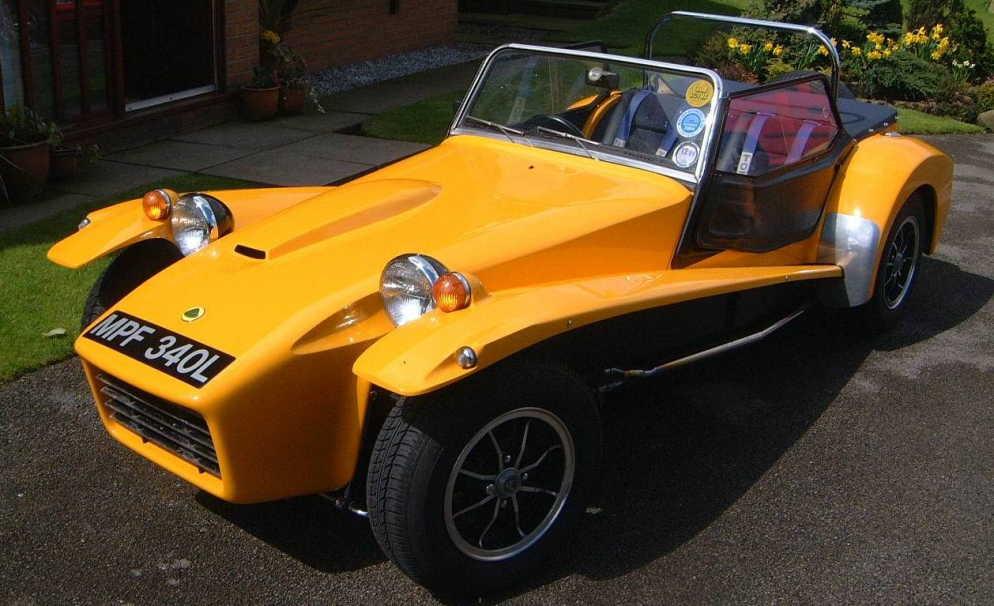 Lotus Seven SIV 1