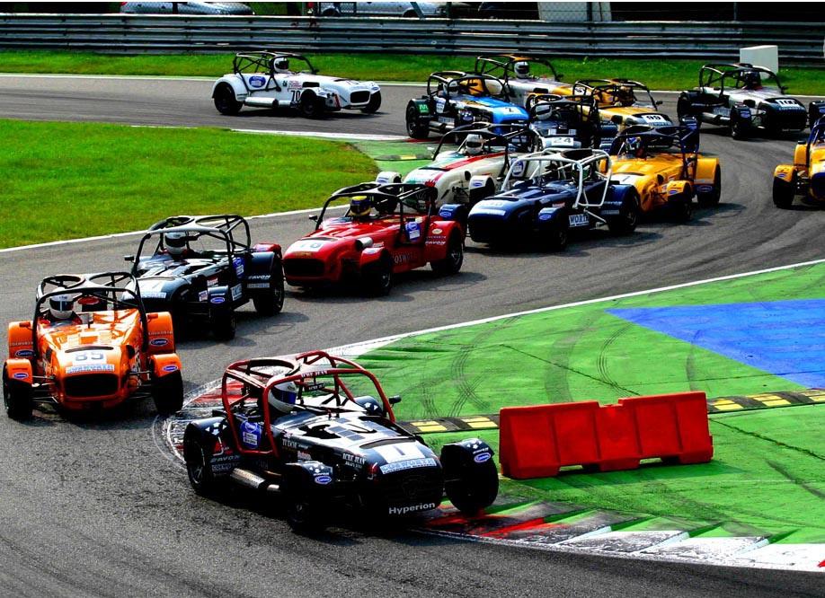 Seven races 1
